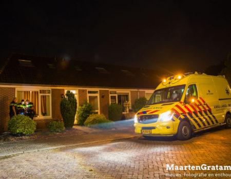 Vrouw gewond na steekpartij in woning Wapenveld